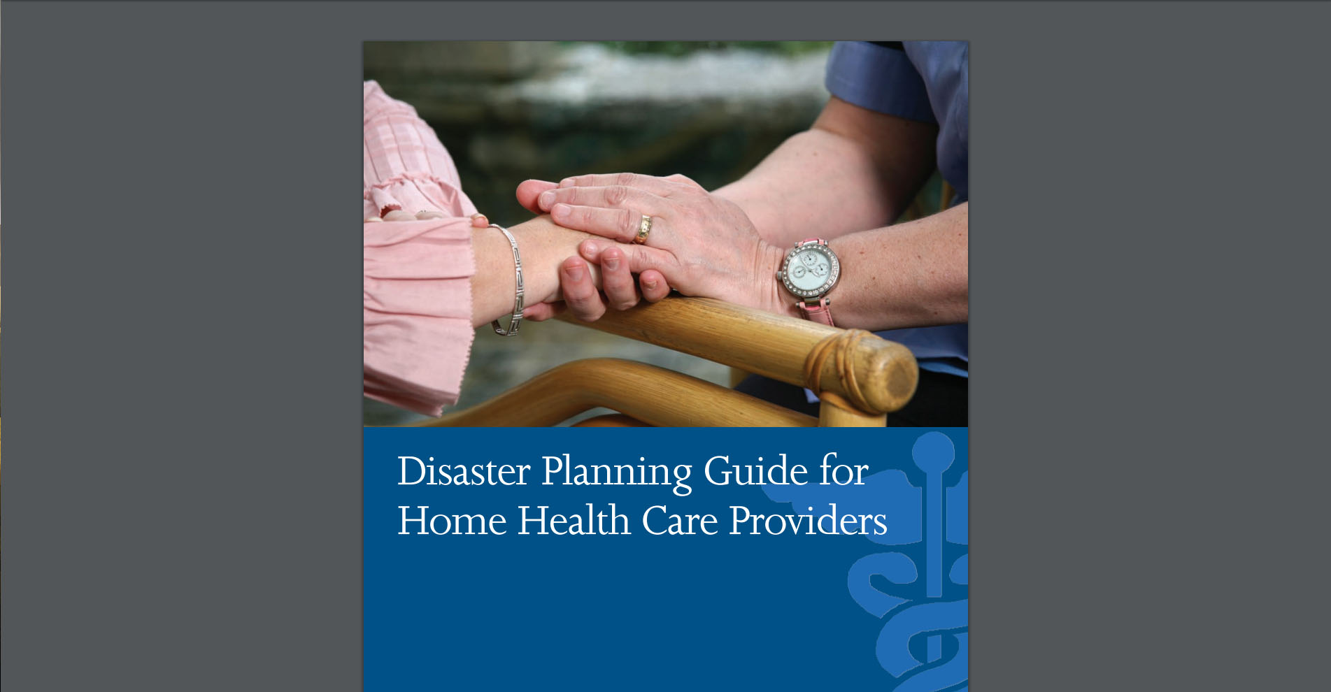 Disaster Planning Guide for Home Health Care Providers home health care disaster plan home plan,Plan Home Health Care