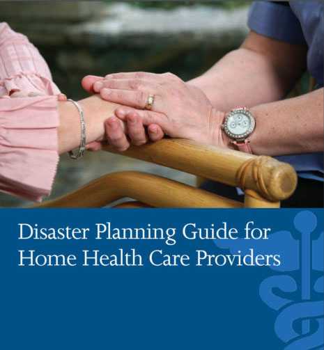 Disaster Planning Guide for Home Care Providers