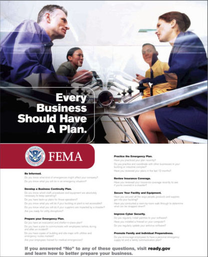 FEMA Every Business Should Have